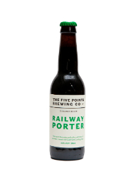 Railway Porter, Five Points Brewing
